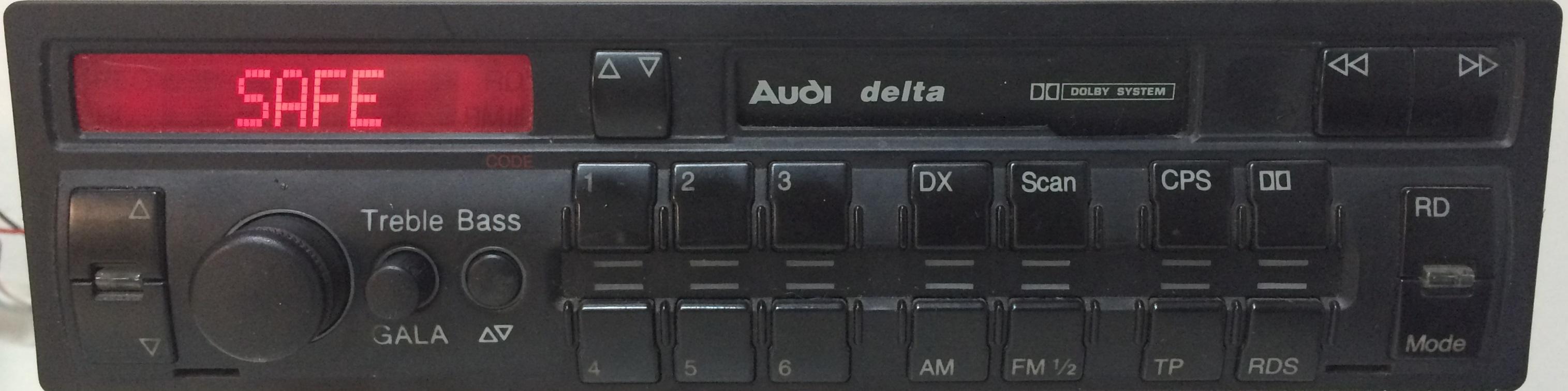 AUDI-Delta-SAFE