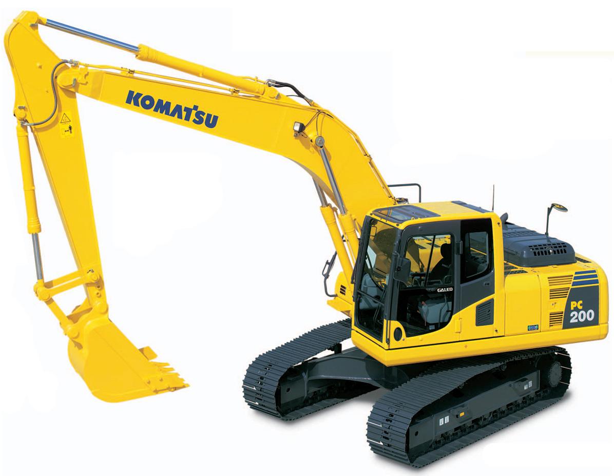 Komatsu-PC220