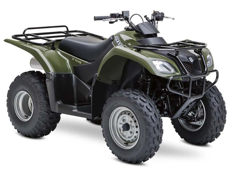 Suzuki-kvadracikl